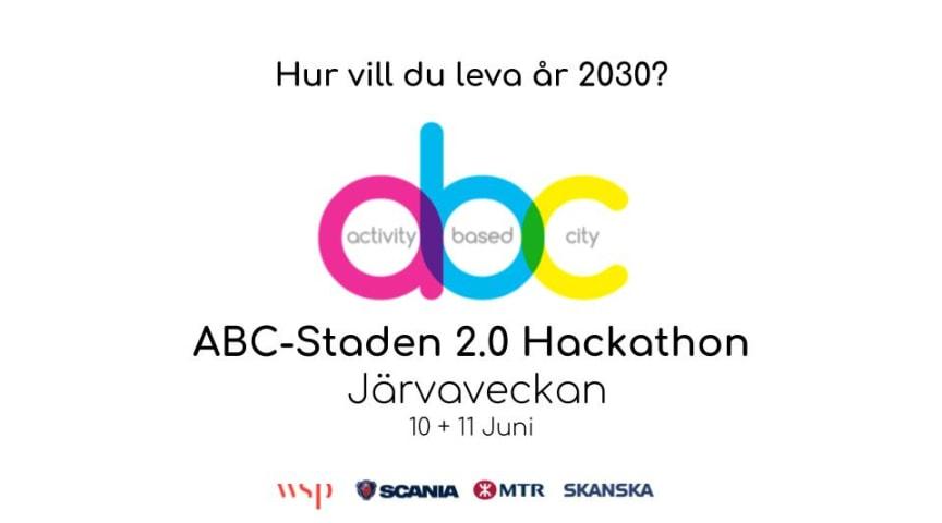 ABC-Staden 2.0 bjuder in boende på Järva för att på ett kreativt sätt visa hur de vill leva år 2030.