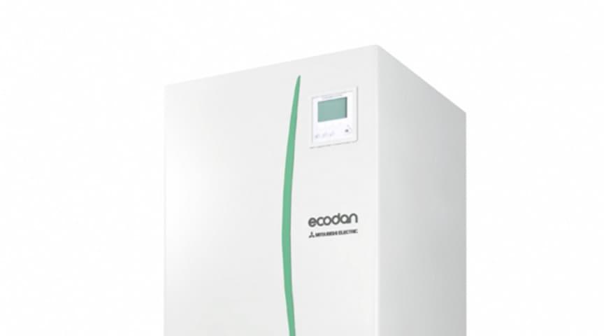 Mitsubishi Electric lanserar framtidens värmepump - Ecodan Next Generation
