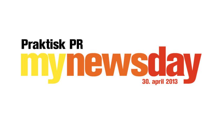 Velkommen til Mynewsday 30. april