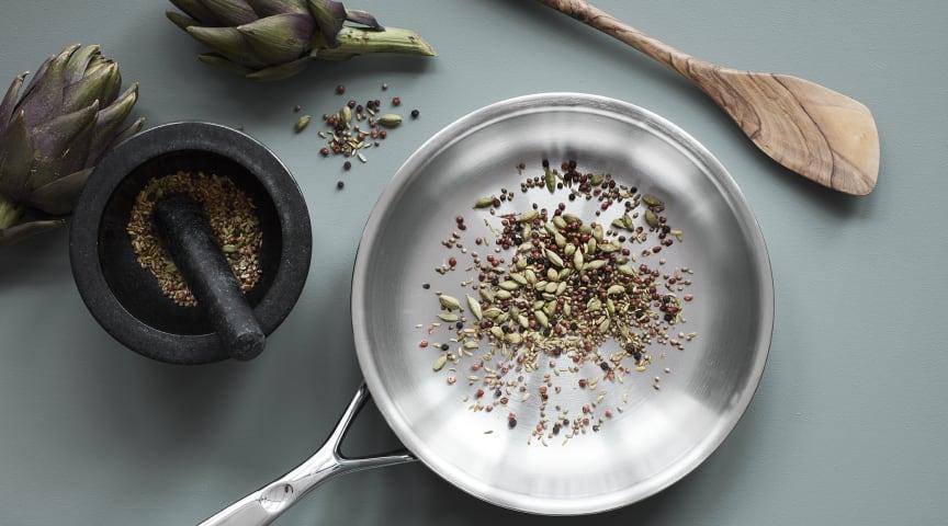 Demeyere panna & sommar kryddor