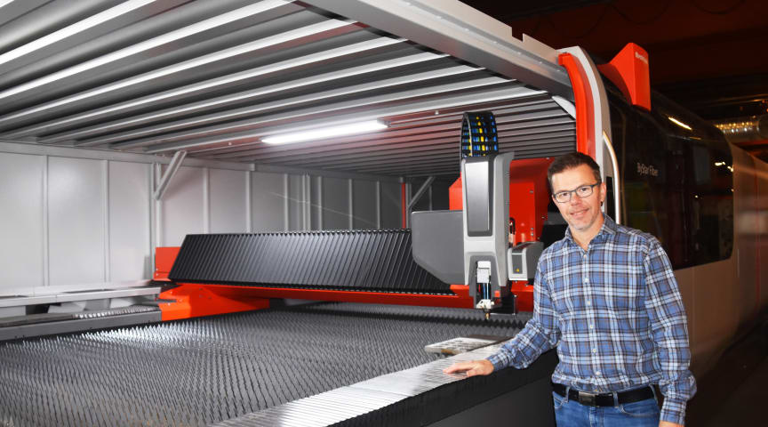 Mattias Andersson, Weland som storsatsar på Elmia Subcontractor