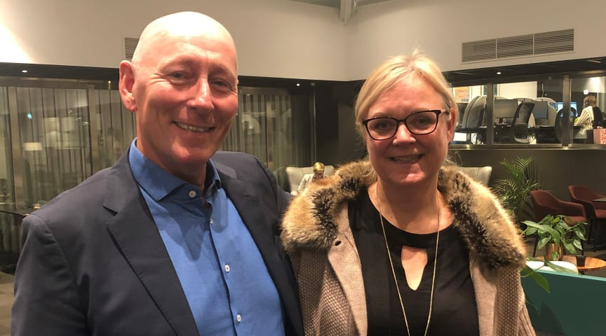 Peter Reuterkloo och Anna Svanfeldt blir nya franchisetagare i Portugal