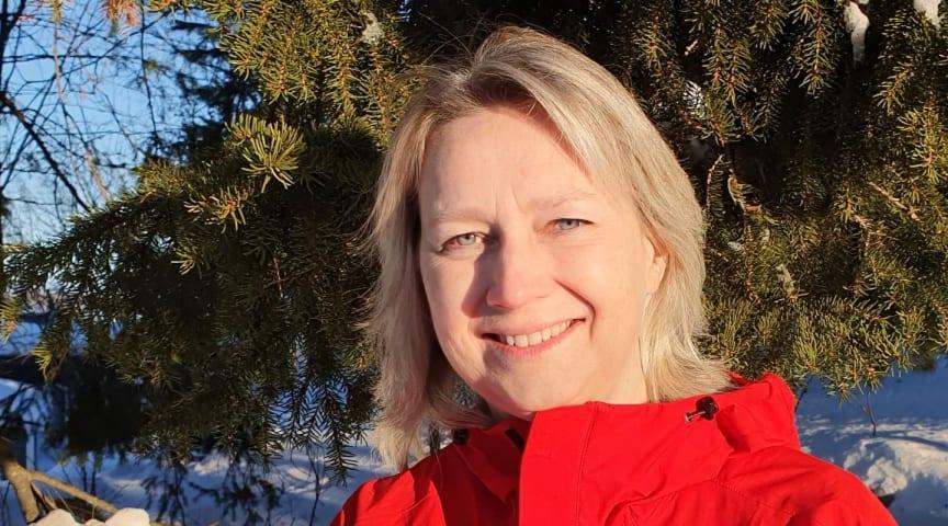 Annika Nordstrand kommer från den 1 maj i år att ta över jobbet som förvaltningschef för kultur, park och fritidsförvaltningen. Foto: Privat.