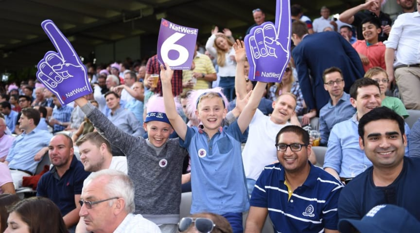 Lord's Cricket Ground has already trained 60 employees to improve disabled fan's experiences