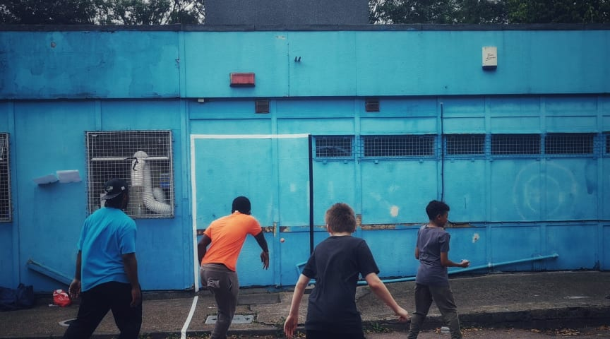 London Sport partnership with StreetGames provides free training for young volunteers