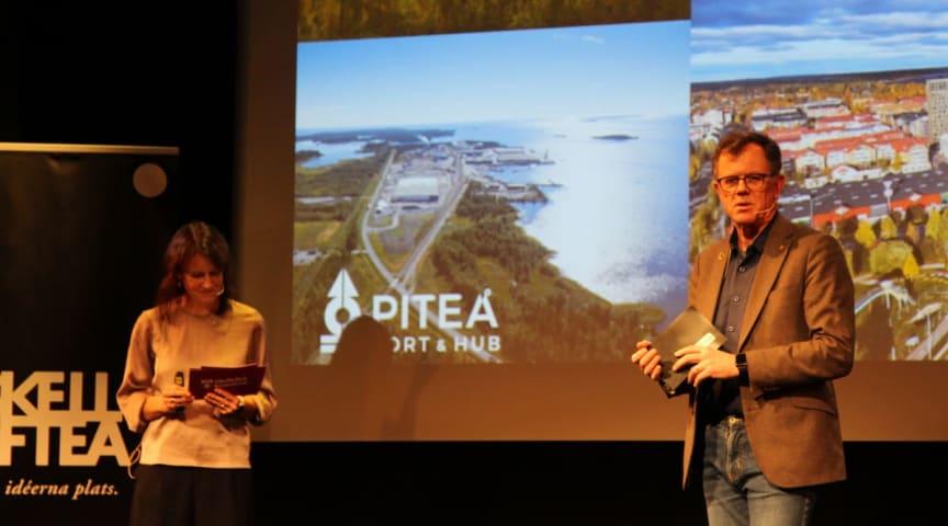 Fullt hus och stort intresse när Piteå och Skellefteå bjöd KTH-studenter på mingel