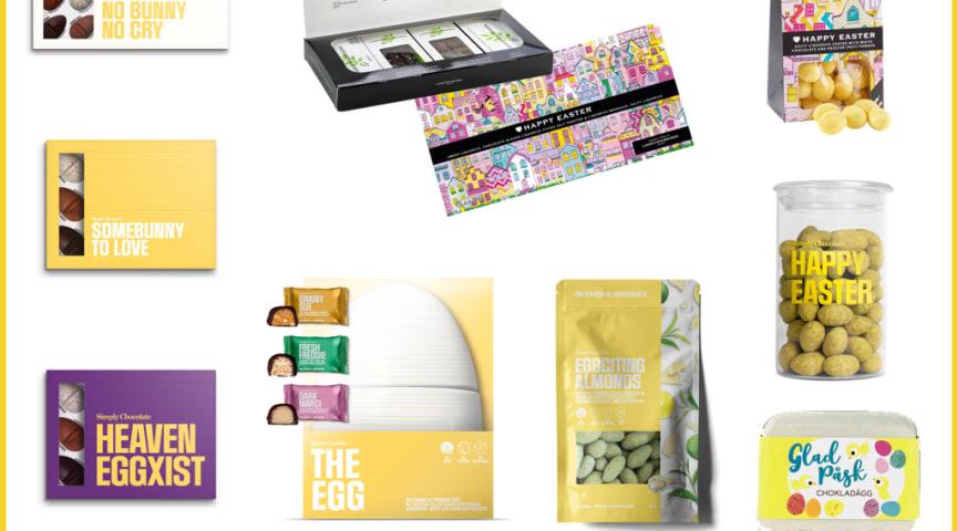 Produkter från Lakritsfabriken i Ramlösa & Simply Chocolate