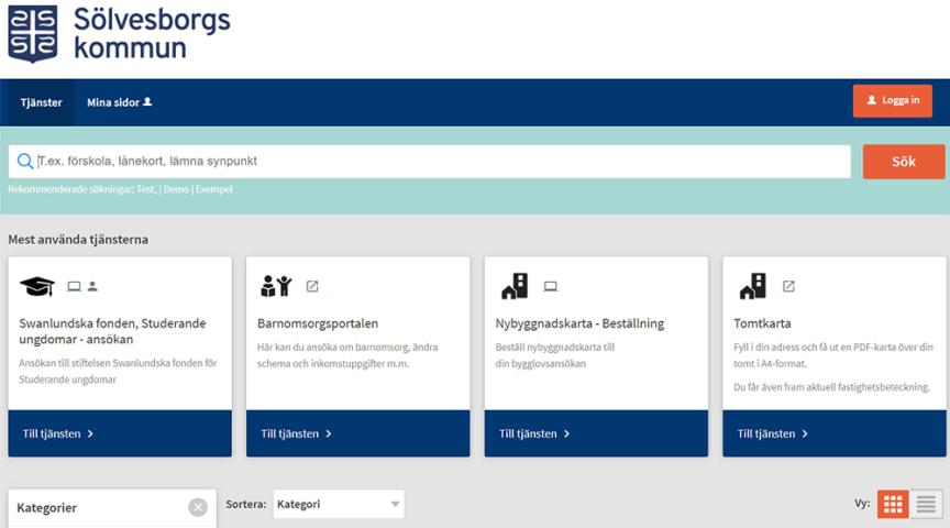 Ny Digital Tjanst For Felanmalan Till Solvesborgs Kommun Och Vart