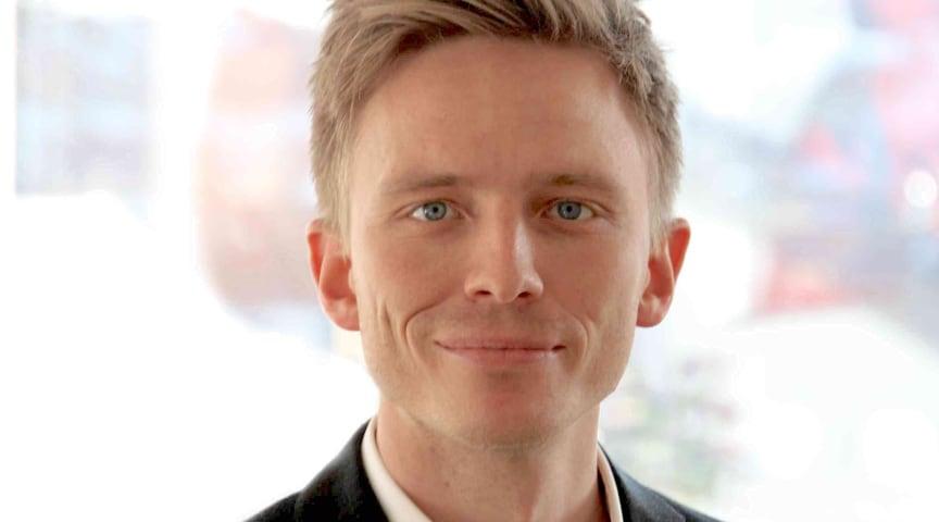 LogPoint VP Engineering Niels Gammelgaard