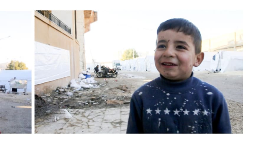 Northwest Syria: Thousands of displaced children forced to flee their homes again as violence escalates in Idlib and Aleppo