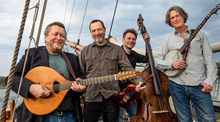 QUILTY – Out on the Ocean i Gävle Konserthus på onsdag