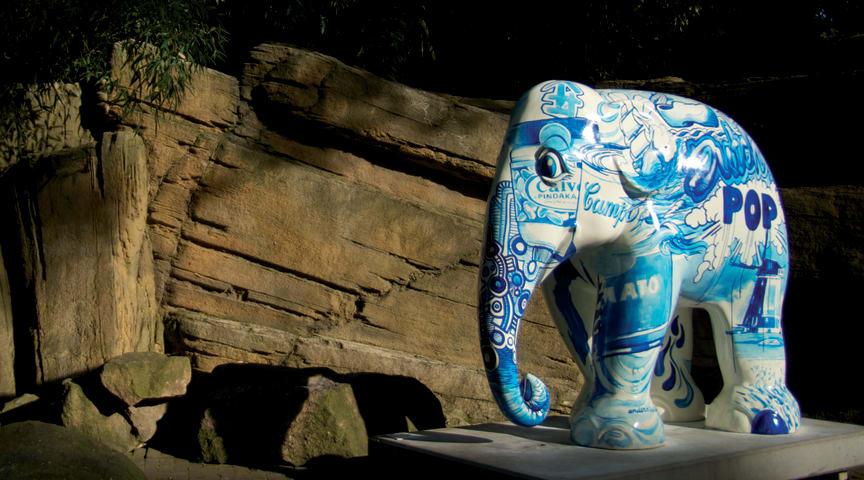 Mynewsdesk becomes an international newsroom partner of Elephant Parade