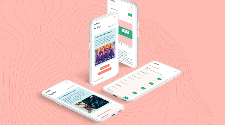 Werlabs släpper idag en ny version av journalen med ny och förbättrad design samt förbättring av ett antal nyckelfunktioner.