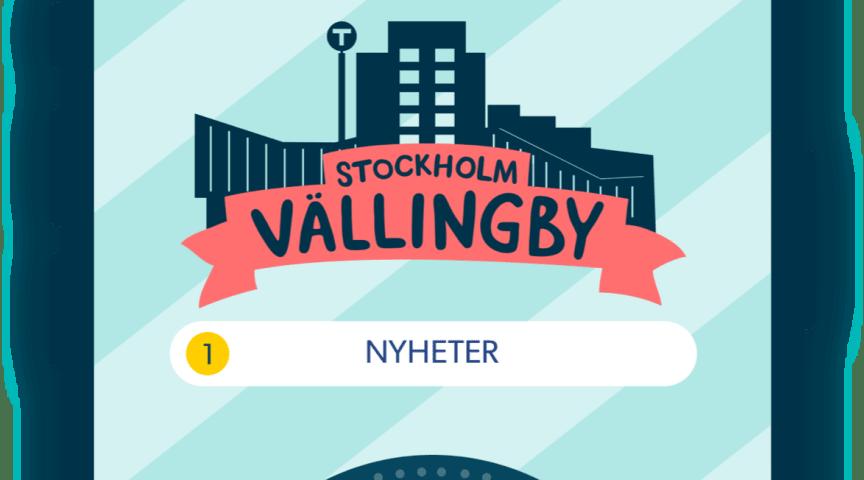 Cityplay kommer till Stockholm!