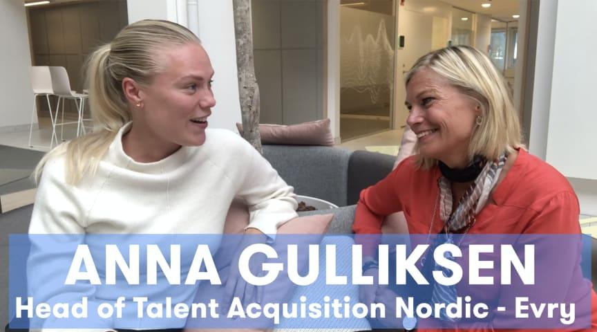 Jobylon träffar Anna Gulliksen, Global head of Talent Acquisition and Employer Brand på TietoEVRY för att prata gamification