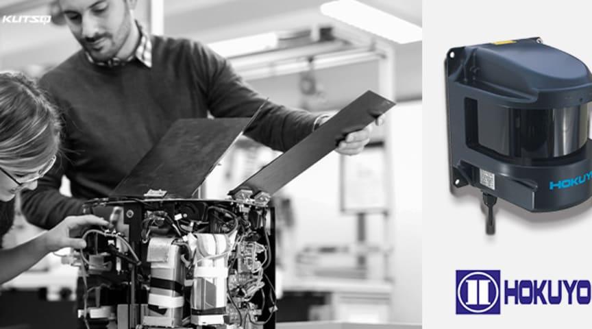 Robotbyggerens foretrukne 2D laserscanner