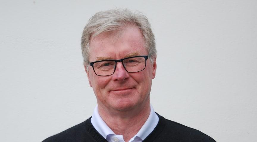 Klas Arildsson är föreslagen som ny ordförande för Kristianstad Österlen Airport. Foto: Henrik Lynge