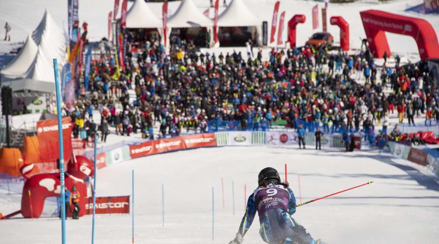 SkiStar Winter Games Sälen, april 2019.
