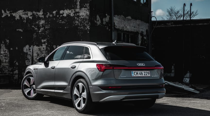 Audi sætter ny salgsrekord i Danmark