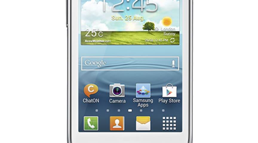 Nu finns prisvärda Samsung Galaxy Young hos 3