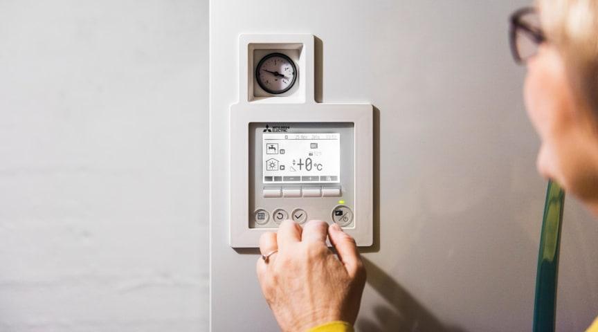 SKRUR PÅ BOLIGSTØTTEN: Fra 1.april er det ikke lenger mulig å få støtte fra Enova for å installere luft-vann-varmepumper og avtrekksvarmepumper.