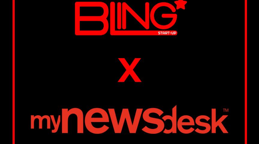 Bling x MyNewsDesk