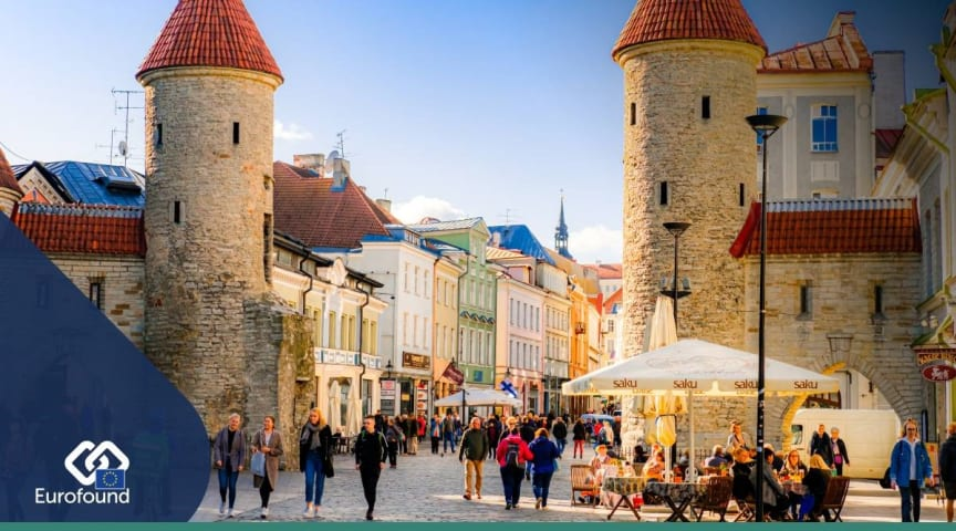 To mark Estonia's national day on Monday, we share some of our research and analysis of Estonia to provide a snapshot of living and working conditions.