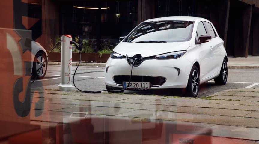 100 ekstra elbiler: Gratis parkering i København får biludlejningsfirma til at skrue op for grønne biler