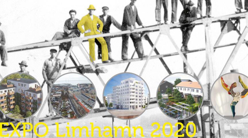 Bild från Po LImhamn, arrangör av bomässan