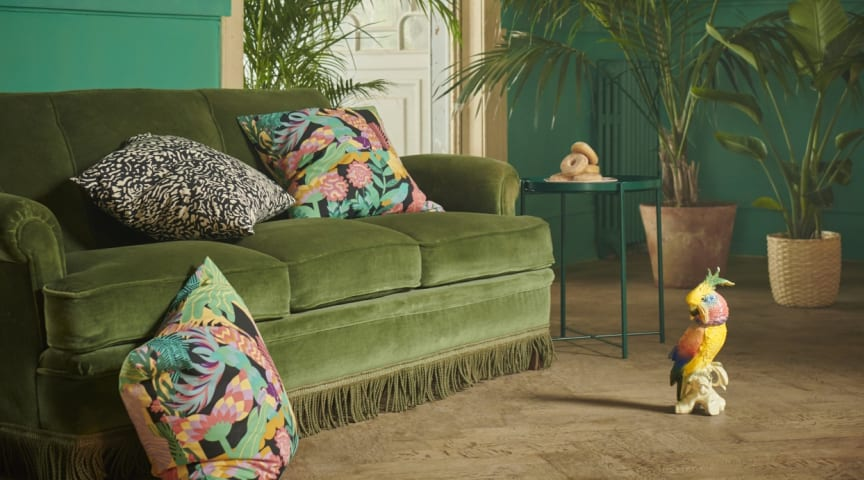 Bring nature indoors with IKEA