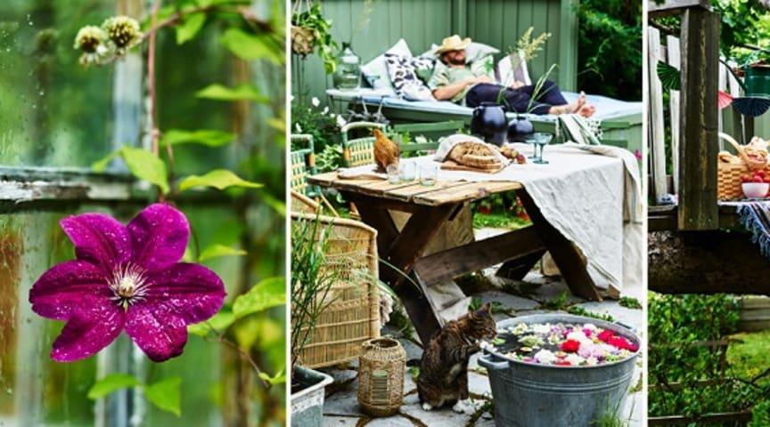 Trädgårdsmässan går live i morgon torsdag 26 mars!