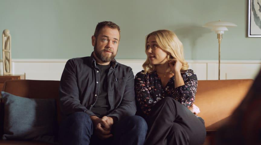 Prisbelønnet dansk dramakomedie er tilbake på Viaplay