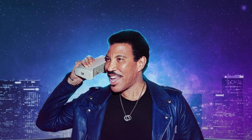 Lionel Richie spelar på Sofiero 29 juni 2020