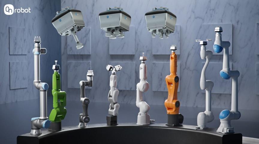 OnRobot lancerer VGC10 Compact, en særdeles tilpasningsdygtig elektrisk sugegriber