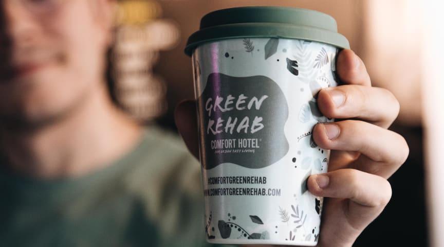 Comfort Hotel på Green Rehab