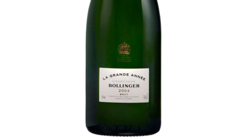 Ny årgång av Bollinger La Grande Année