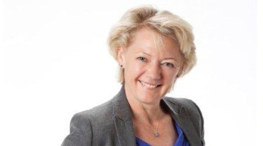 Ulla Hamilton (M) möter Stockholmarna och pratar framkomlighet idag kring lunch