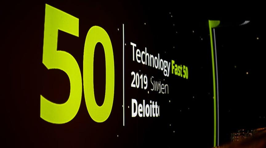 Deloitte rankar Sveriges snabbast växande teknikföretag 2019