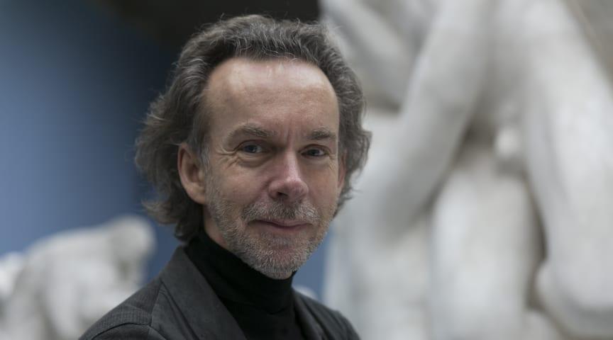Kunstprat 12. mars: Dag Erik Elgin (bildet) i samtale med Jarle Strømodden, Vigelandmuseet