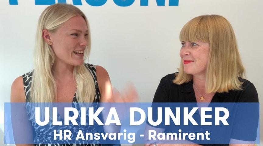 Jobylon träffar Ulrika Dunker, Executive Vice President HR på Ramirent för att prata evigt lärande Blogginlägg   •   Inget datum