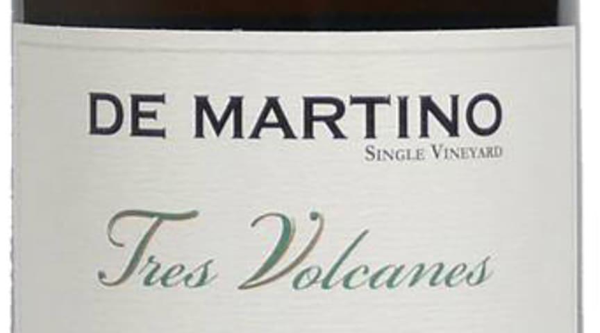 De Martino Tres Volcanes Chardonnay