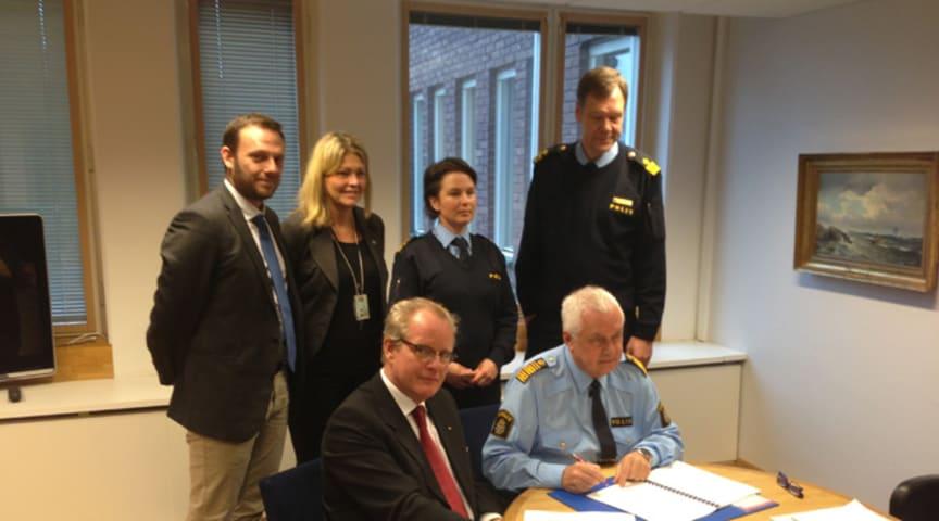 GöteborgsLokaler hyr ut 4 312 kvm i Hjällbo till polisen
