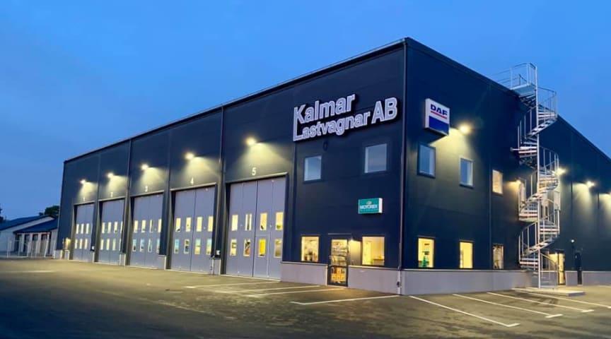 Maskinia startar ny serviceverkstad i Kalmar för att serva Östkusten