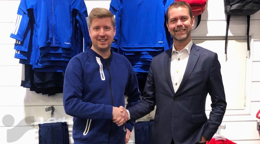 Lyckat samarbete fortsätter mellan Intersport och Husqvarna FF