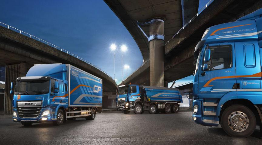 2019 var ett bra år för DAF Trucks och dess marknadsandel på 16,2 % i segmentet för tunga lastbilar i Europa är den näst största i företagets historia.