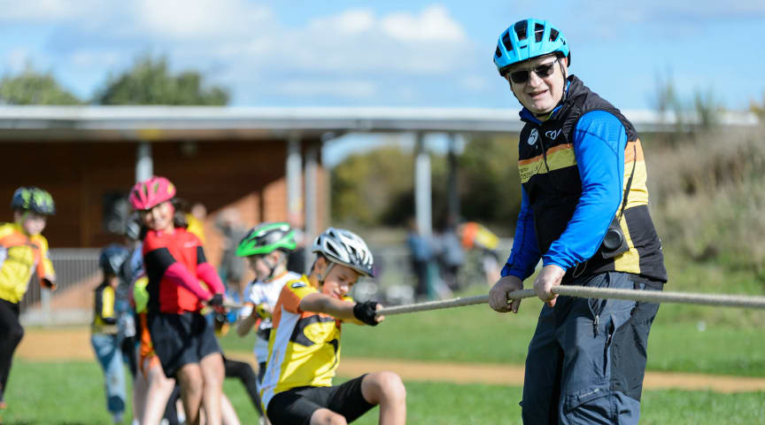 How volunteers are the backbone of the sport and physical activity sector