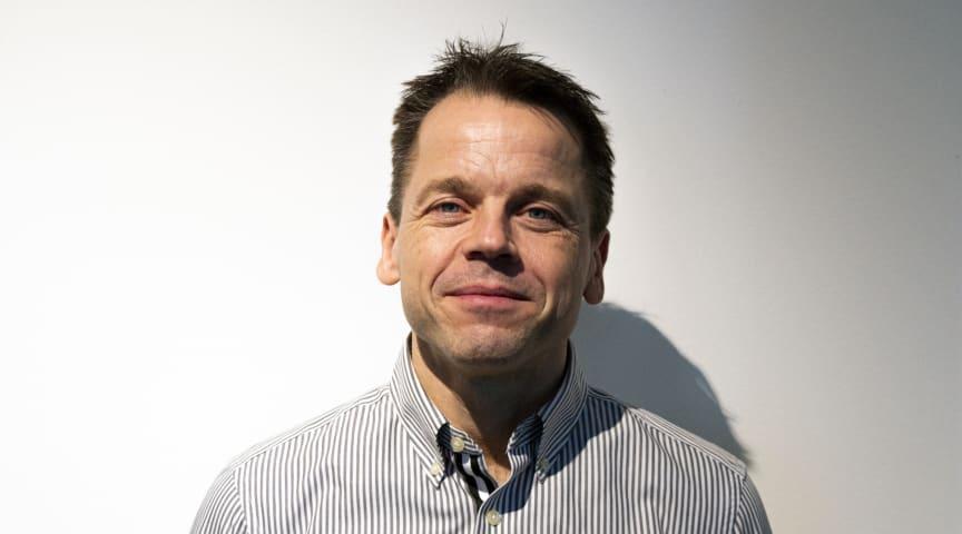Christer Hallberg ny VD på Sagaform