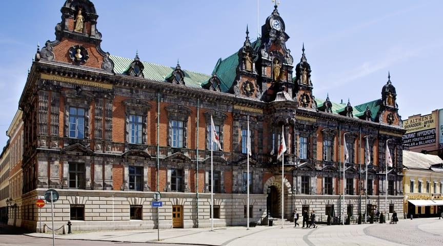 Öppet hus på Rådhuset