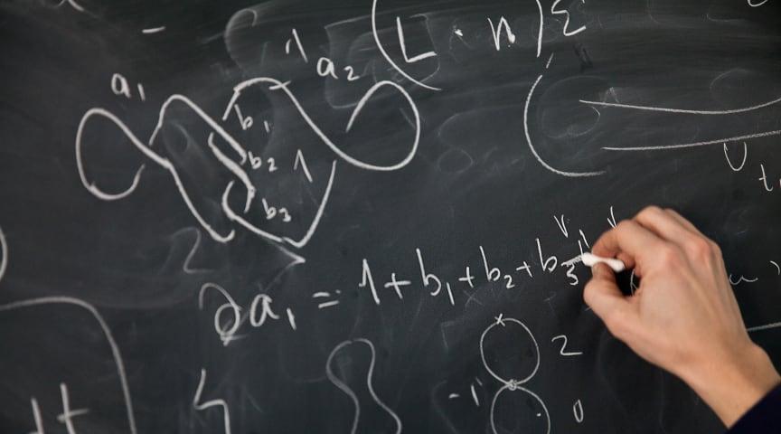 Miljonanslag som stärker matematisk grundforskning