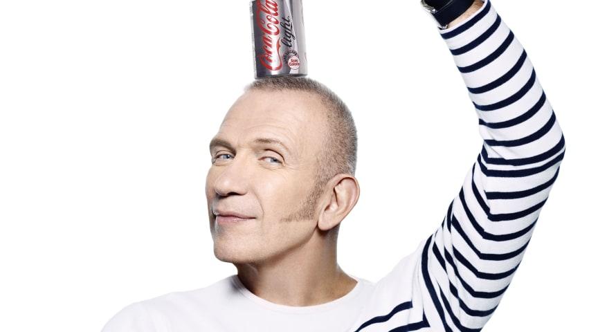 JEAN PAUL GAULTIER blir Creative Director för Coca-Cola light